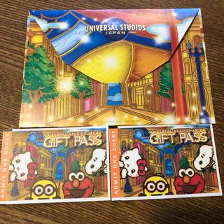 USJ - USJ/チケット/ギフトパス