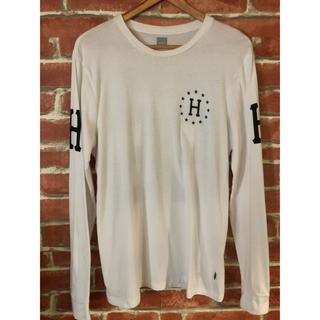 ハフ(HUF)のHUF ハフ ロングtシャツ  バックプリント(Tシャツ/カットソー(七分/長袖))