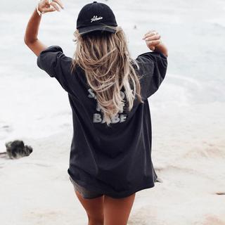 ALEXIA STAM - アリシアスタン  ビッグTシャツ