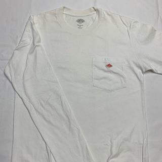 ダントン(DANTON)のDANTON 白ロンt(Tシャツ/カットソー(七分/長袖))