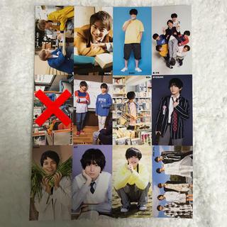 Johnny's - Myojo 7月号 厚紙生カード(抜けあり)