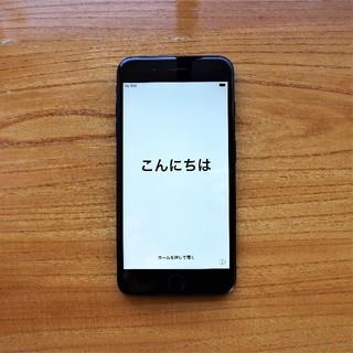 iPhone - iPhone 7 Plus simフリー ブラック 32GB
