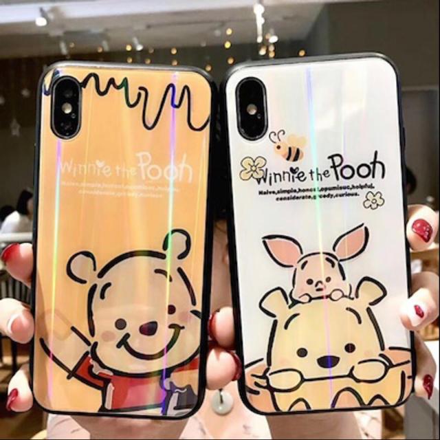 新品 送料無料 iPhone ケース プーさんの通販 by ともちん♡'s shop|ラクマ