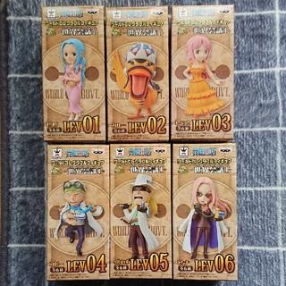 BANPRESTO - 【全種類セット販売!】 ワンピース ワールドコレクタブルフィギュア 世界会議