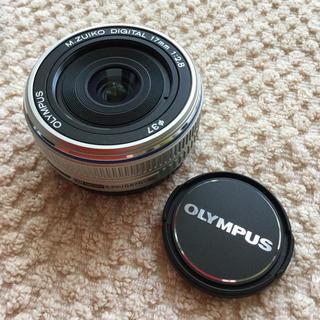 OLYMPUS - OLYMPUS M.ZUIKO DIGITAL 17mmF2.8