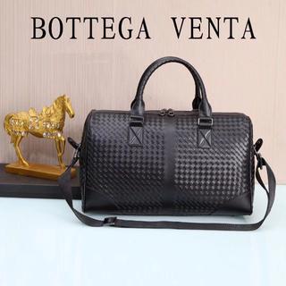 ボッテガヴェネタ(Bottega Veneta)のボッテガヴェネタ ボストンバッグ ブラック メンズ(ボストンバッグ)