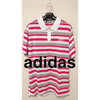 アディダス(adidas)のadidas ポロシャツ ★新品 未使用★(ウエア)