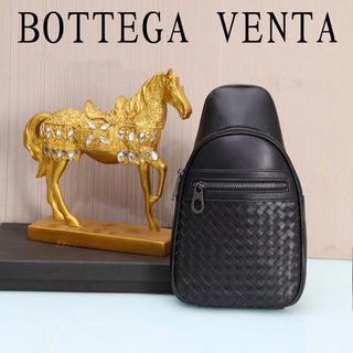 ボッテガヴェネタ(Bottega Veneta)のボッテガヴェネタ ボディーバッグ ブラック(ボディーバッグ)