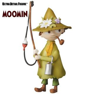 メディコムトイ(MEDICOM TOY)の UDF MOOMIN シリーズ2【スナフキン(釣り竿付)】ムーミン(その他)