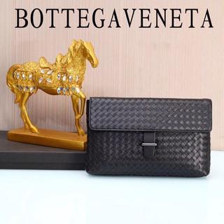 ボッテガヴェネタ(Bottega Veneta)のボッテガヴェネタ クラッチバッグ ブラック(セカンドバッグ/クラッチバッグ)