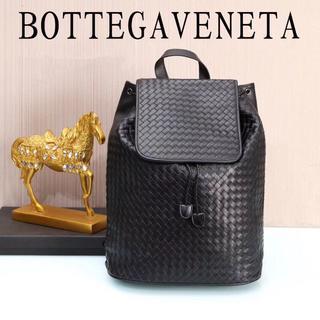 ボッテガヴェネタ(Bottega Veneta)のボッテガヴェネタ リュックサック ブラック メンズ(バッグパック/リュック)