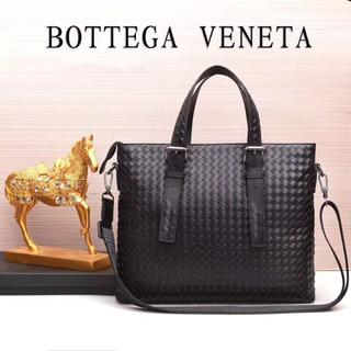 ボッテガヴェネタ(Bottega Veneta)のボッテガヴェネタ ビジネスバッグ ブラック(ビジネスバッグ)