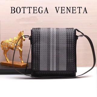 ボッテガヴェネタ(Bottega Veneta)のボッテガヴェネタ ショルダーバッグ ブラック(ビジネスバッグ)
