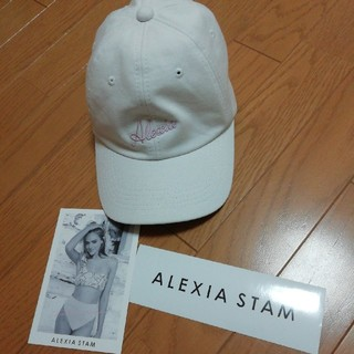 ALEXIA STAM - アリシアスタン キャップ