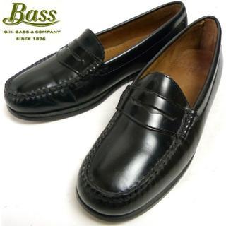 ジーエイチバス(G.H.BASS)のジーエイチバスG.H.Bassコイン(ペニー)ローファー24cm(ローファー/革靴)