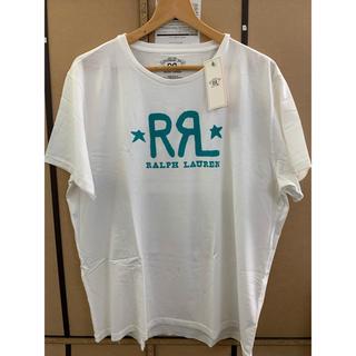 ロンハーマン(Ron Herman)のロンハーマン別注 RRL 水色 Turquoise(Tシャツ/カットソー(半袖/袖なし))
