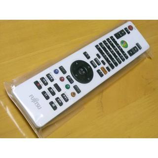 フジツウ(富士通)の富士通TVパソコンのリモコン(デスクトップ型PC)
