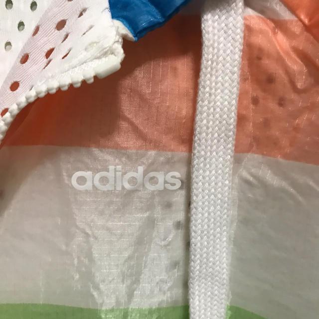 adidas(アディダス)のアディダス パーカー Mサイズ スポーツ/アウトドアのトレーニング/エクササイズ(その他)の商品写真