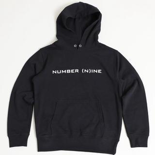 ナンバーナイン(NUMBER (N)INE)の♡新品タグ付♡ 【NUMBER (N)INE】≪別注≫kids キッズ パーカー(Tシャツ/カットソー)