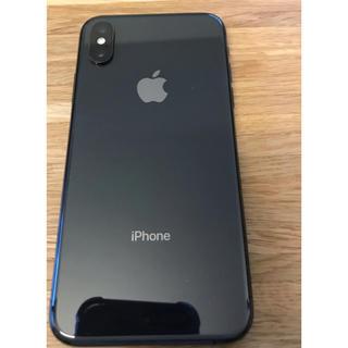 アイフォーン(iPhone)のiPhone XS 64gb au(スマートフォン本体)