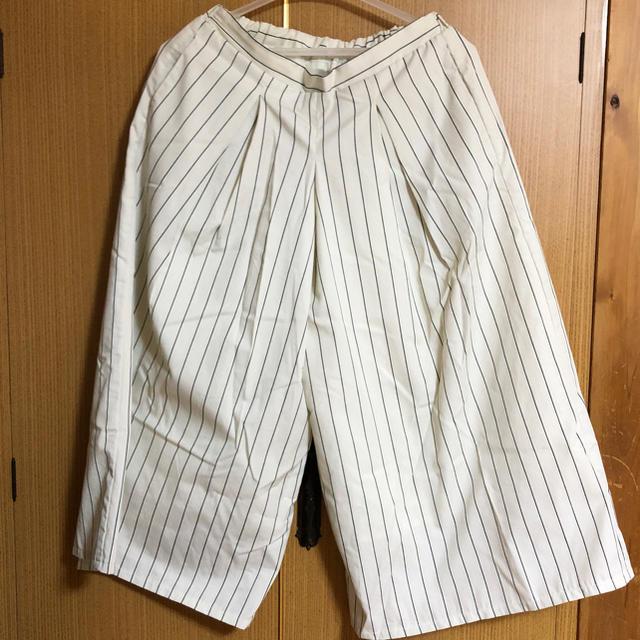 しまむら(シマムラ)のガウチョパンツ レディースのパンツ(その他)の商品写真