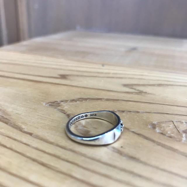 Chrome Hearts(クロムハーツ)のクロムハーツ バブルガムリング  ピラミッド   8号 メンズのアクセサリー(リング(指輪))の商品写真