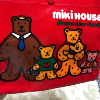 ミキハウス(mikihouse)のミキハウス☆ランチバッグ(ランチボックス巾着)