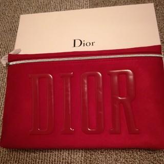 ディオール(Dior)のDior コスメポーチ ノベルティグッズ(ノベルティグッズ)