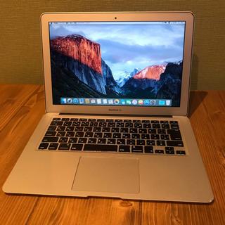 Apple - 019 Macbook Air 13inch カスタマイズオーダーモデル