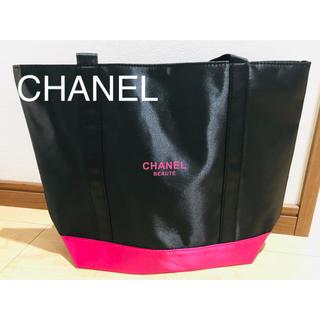 212a6c5b2c9f シャネル(CHANEL)のCHANEL シャネル ノベルティ バッグ トートバッグ エコバッグ(トートバッグ