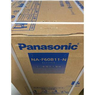 Panasonic - 洗濯機 未開封品 6キロ