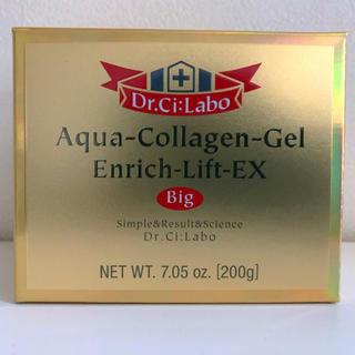 ドクターシーラボ(Dr.Ci Labo)のドクターシーラボ アクアコラーゲンゲルエンリッチLEX18 200g(オールインワン化粧品)