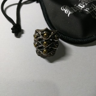 未使用品 レギオメイド ヴィジョンリング シルバー925 (リング(指輪))
