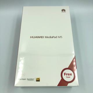 アンドロイド(ANDROID)のMEDIAPAD M5 WiFiモデル SHT-W09(タブレット)