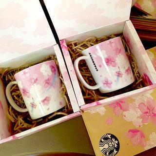 Starbucks Coffee - スタバ 桜 マグカップ 2019