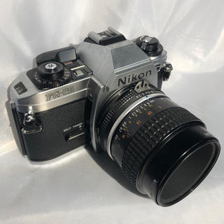 Nikon - Nikon フィルムカメラ FG-20  レンズ NIKKOR 55m 2.8