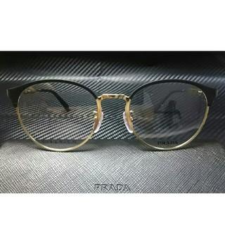 5d255b9f0519 プラダ(PRADA)のPRADA プラダ メガネ クラシック 人気色 メタル(サングラス/メガネ