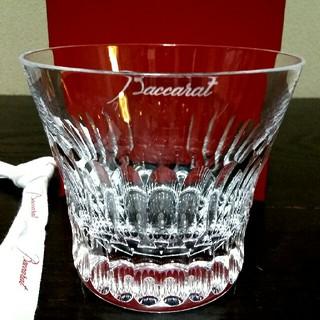 Baccarat - バカラ サントリー響 モデル タンブラー24 ロックグラス 未使用 保管品 美品