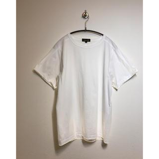 ドゥロワー(Drawer)のDrawer 定番☆ロゴ入りTシャツ サイズ1(Tシャツ(半袖/袖なし))