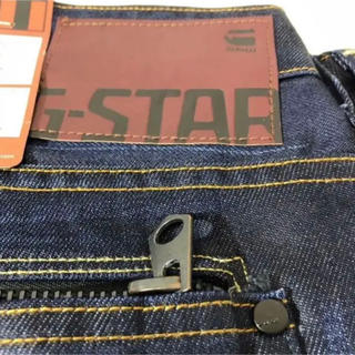 ジースター(G-STAR RAW)の新品 G-STAR RAW/W33L32/ATTACC LOW STRAIGHT(デニム/ジーンズ)