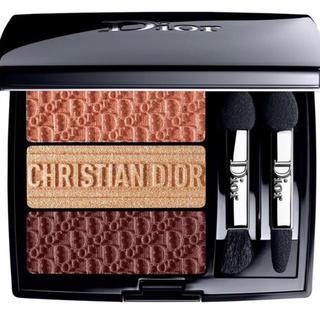 ディオール(Dior)の新品 dior トリオ ブリック アイシャドウ コーラルキャンバス ディオール(アイシャドウ)