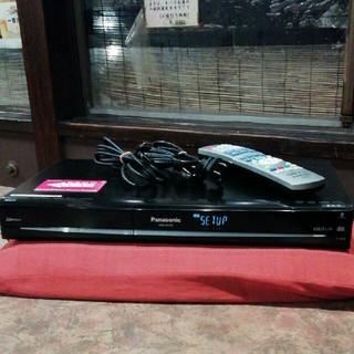 パナソニック(Panasonic)のパナソニックDMR-XW120 4倍録 2番組W録画 ❗mitaro様専用です!(DVDレコーダー)