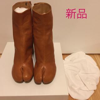 マルタンマルジェラ(Maison Martin Margiela)の新品♡マルジェラ 足袋ブーツ(ブーツ)