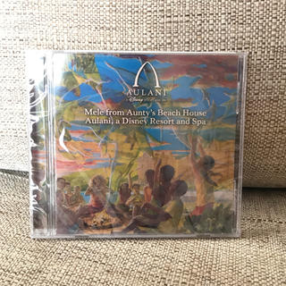 Disney - 新品 アウラニ 限定  ハワイアンミュージック CD ディズニー ハワイ