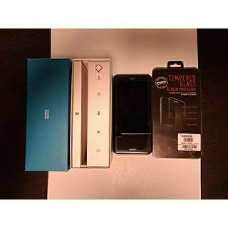 アンドロイド(ANDROID)のP10 lite 32GB サファイアブルー SIMフリー(スマートフォン本体)