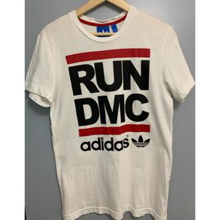 アディダス(adidas)のadidas originals Mサイズ  RUNDMCコラボ(Tシャツ/カットソー(半袖/袖なし))