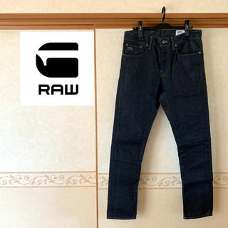 ジースター(G-STAR RAW)の【新品未使用】G-Star RAW 3301 スリムフィットデニム メンズ 31(デニム/ジーンズ)