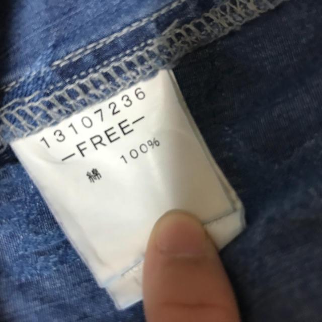 HYSTERIC MINI(ヒステリックミニ)のヒスミニ  ジャンバースカート キッズ/ベビー/マタニティのベビー服(~85cm)(ワンピース)の商品写真