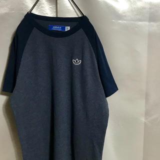 アディダス(adidas)のアディダス オリジナルス Tシャツ adidas Tシャツ 杢バイカラー(Tシャツ/カットソー(半袖/袖なし))