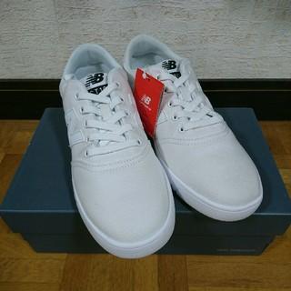 ニューバランス(New Balance)のニューバランス CT10 白スニーカー 25.5cm 新品(スニーカー)
